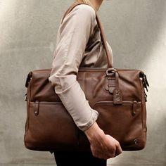 Nice laptop bag - Leather Shoulder Bag Norrmalm | New Releases | Shop | kikki.K Stationery & Gifts
