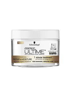 Best Beauty Steals 2015: Best of Beauty Product Winners   Allure Schwarzkopf Essence Ultîme Omega Repair & Moisture Supreme Repair Treatment, $6.97