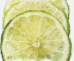 Vitaly Shchukin (piker77)              DIGITAL WATERCOLOR  Lime