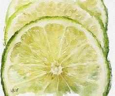 Vitaly Shchukin (piker77) WATERCOLOR Lime