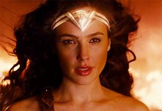 Diana + her tiara. bonus (Hippolyta giving her. Wonder Woman Art, Gal Gadot Wonder Woman, Wonder Woman Movie, Cute Woman, Pretty Woman, In The Air Tonight, Wander Woman, Dc Comics, Lynda Carter