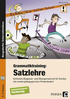 Deutsche Grammatik: Lernzieltraining für die 5./6. Klasse