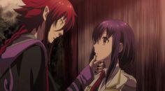 Yui and Loki - Kamigami no Asobi