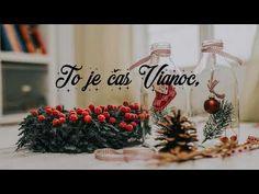 Kandráčovci - Šťastné Vianoce (Official Lyric Video) - YouTube Christmas Wreaths, Christmas Bulbs, Merry Christmas, Xmas, Christmas Pictures, Lyrics, Table Decorations, Holiday Decor, Youtube