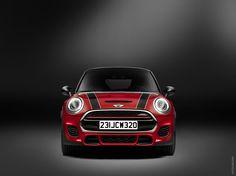 2015 MINI John Cooper Works  #2015MY #MINI_Cooper #British_brands #Serial #JCW #Segment_B #MINI #North_American_International_Auto_Show_2015