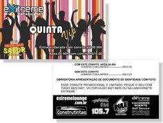Quinta Vip - Extreme (Convite)
