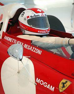 Andretti-ickx-ragazzoni museo FERRARI 2013