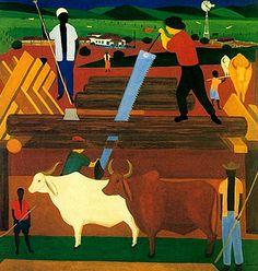 publicação de 20/12/2008, sobre artes plásticas brasileiras, sobre a artista djanira e sua obra... >>> betomelodia - música e arte brasileira: Djanira e o Milagre da Pintura