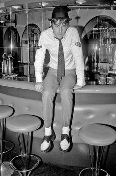The modfather. Paul Weller