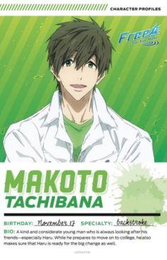 Makoto Take Your Marks Makoto Tachibana, Makoharu, Otaku Issues, Good Anime Series, Free Characters, Free Eternal Summer, Splash Free, Free Iwatobi Swim Club, Why Do People