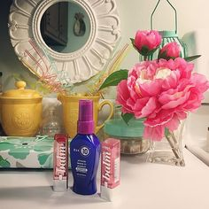 Our travel size Miracle Leave-Ins were meant to be toted on all of your adventures, or to look pretty on your vanity. #ItsA10