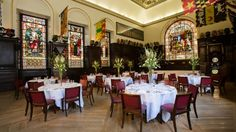 Venue // Stationers Hall // Idea for tablecloths and chairs