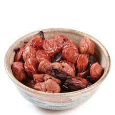 Top 25 Natural Appetite Suppressants --  Umeboshi Plums  Have a sweet craving you just can't shake? Sometimes the best thing to do is to shock it with something sour. Umeboshi plums are basically pickled plums and can be fantastic for squashing sugar cravings. Find them at your local specialty store or Asian grocer.