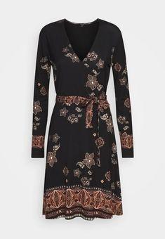 Zalando Fall Wardrobe, Dresses With Sleeves, Autumn, Long Sleeve, Clothes, Fashion, Outfits, Moda, Clothing
