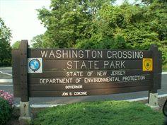 washington crossing state park | Washington Crossing State Park - Titusville, NJ - American Guide ...