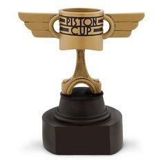 Cars Disney Copa Piston. Piston Cup. - $ 1,500.00 en MercadoLibre