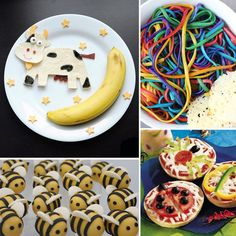 Fun Recipes For Kids - beat cabin fever!