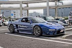 #Honda / #Acura #NSX