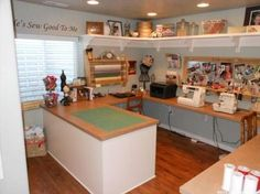 sewing room idea by Cloud9