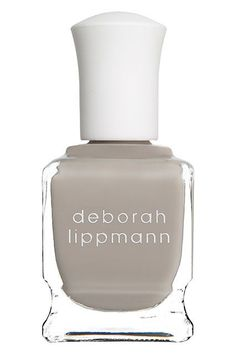 """When Doves Cry""It doesn't surprise us that Deborah Lippmann would release a lacquer named after one of Prince's more unexpected tunes. As a singer herself, Deb knows her music. This greige hue is a spot-on interpretation of the heartbreaking melody. Deborah Lippmann Nail Polish in When Doves Cry, $24, available at Barneys. #refinery29 http://www.refinery29.com/2016/04/109027/prince-inspired-makeup-looks#slide-9"