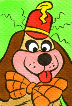 Banana Splits - Fleegle by Patrick Owsley Banana Splits Tv Show, Old School Cartoons, Cute Characters, Fictional Characters, Hanna Barbera, At Home Gym, Freelance Illustrator, A Comics, Comic Artist