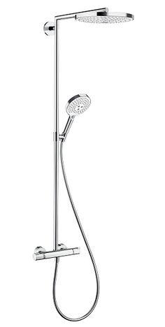 Душевая стойка Hansgrohe Raindance Select S 240 2jet 27129400 Showerpipe 36919_185045