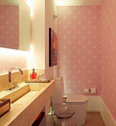 Banheiro - caveirinhas