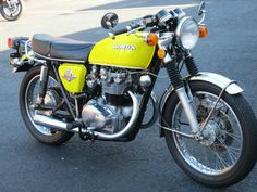 TBT  Honda CB450  The early models were often known as 'Black Bomber', were notable for their distinctive large chrome-sided fuel tank with the same common 'family' styling used in the S90 and CD175. In Canada the K1 model was marketed as the 'Hellcat'.  Honda CB450 CB450 K0 Honda Dream CB450.jpg 1965 Honda CB450 Manufacturer Honda Also called Dream, Hellcat Production 1965–1974.