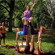 12 best 5 person images  acro yoga acro acro yoga poses
