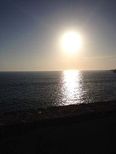El sol y el oceanooooo!!!