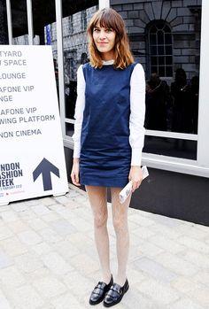 Contemporary Mod Style Icons: Alexa Chung