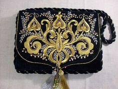 Tatar ladies' handbag