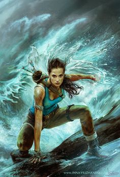 Explore the Tomb Raider collection - the favourite images chosen by on DeviantArt. Lara Croft: Tomb Raider, Tomb Raider Cosplay, Tom Raider, Relic Hunter, Laura Croft, Raiders Wallpaper, Rise Of The Tomb, Lara Croft Tomb, Fanart