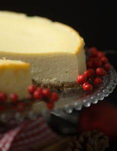 Classic New York Cheesecake-Winter Edition