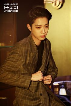 Wanna One Lai Guanlin l Special Album 1÷x=1 UNDIVIDED Photoshoot