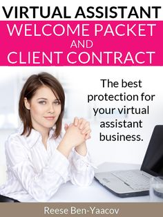 Don't be THAT virtual assistant who works without a contract. That's just bad business.