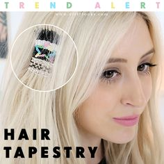 Get dreamy, thicker and longer hair extensions at MILK + BLUSH. Our Remy Clip In Hair Extensions are available in ombre and highlighted shades. Dread Hairstyles, Pretty Hairstyles, Competition Hair, Super Short Hair, Alternative Hair, Hair Hacks, Hair Tips, Hair Ideas, Hair Brained