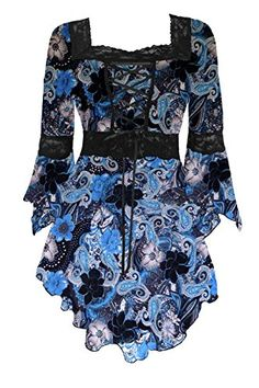 Fashion Bug Women's #Victorian Gothic Renaissance Corset Top www.fashionbug.us #plussize #fashionbug #vintage #gothic