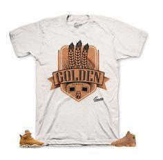 5d479562ec9c60 Jordan Wheat Shirt - Golden Harvest - Natural. Matching JordansRetro  13Golden HarvestClothing ...