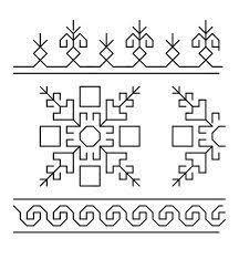 Resultado de imagem para valquiria campanelli bordado indiano