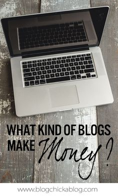 Blogging Tips | Straight talk on what kind of blogs make money and why! Make money blogging #money #blog