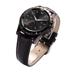 Heart rate Smart Watch NO.1Sun S2 Sport Bluetooth SmartWatch Luxury Watches Wearable Devices Fitness Tracker For Android (Black lether band) DMYY http://www.amazon.co.uk/dp/B01B4G1L5Q/ref=cm_sw_r_pi_dp_Or77wb1N5XTDK