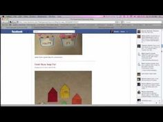 How To Add a Pinterest Tab to your FB Fan Page!