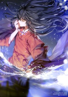 Inuyasha #water #solo