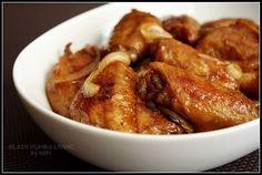 香甜燒雞翅