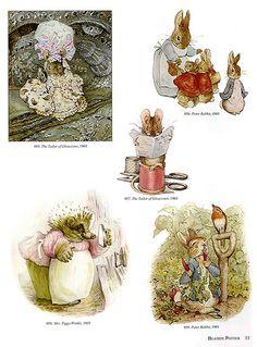 Beatrix Potter Medley
