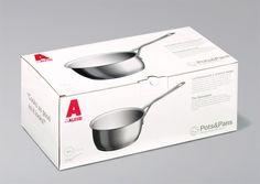 Charlie Smith Design - Design of kitchenware packaging by Jasper Morrison for…