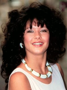 Young Catherine Zeta-Jones in is listed (or ranked) 10 on the list 25 Pictures of Young Catherine Zeta-Jones Catherine Zeta Jones, Young Celebrities, Young Actors, Famous Pictures, Star Wars, Look At The Stars, Famous Women, Famous People, Bad Hair