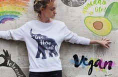 La blogueuse Paris by Vegan a imaginé une collection de vêtements pour Joju, dont 10% des bénéfices de vente seront reversées à une association !