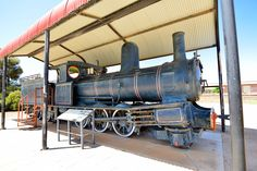 Peterborough Historic Train, South Australia #peterborough #train #history #southaustralia #australia